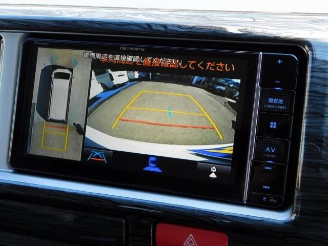 6型からのパノラミックビューモニターも搭載済み♪車庫入れ時の安心感が違います!!!