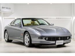 フェラーリ 456M GT A コーンズ物D車4AT後期型整備記録有