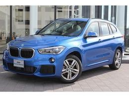 BMW X1 xドライブ 18d Mスポーツ 4WD ACC タッチナビ
