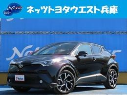 トヨタ C-HR 1.2 G-T 4WD トヨタ安全装置 ワンオーナー