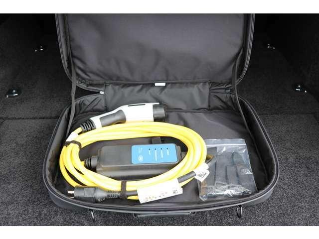 PHEV充電コード(収納バック付)