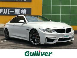 BMW M4クーペ M DCT ドライブロジック BBS超超ジュラルミン19インチ鍛造アルミ
