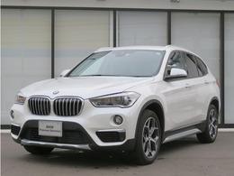 BMW X1 xドライブ 18d xライン 4WD セーフティ&コンフォート18AWシートヒータ