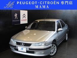 プジョー 406 スポーツ Peugeot&Citroenプロショップ 5速MT