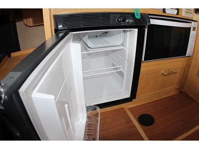DC冷蔵庫完備♪