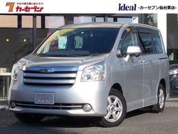 トヨタ ノア 2.0 X Lセレクション 社外フルセグナビ フリップダウン HID