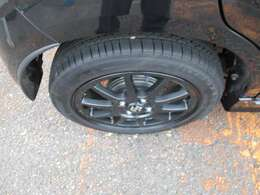 タイヤデザインはいかがですか?!成約時に交換等のご相談も承りますので、ご心配の場合もお気軽にご相談くださいね。