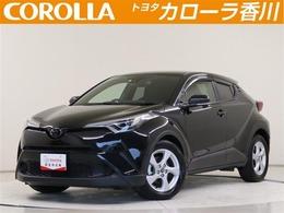 トヨタ C-HR 1.2 S-T LED パッケージ 純正メモリーナビ・フルセグTV・ドラレコ