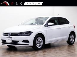 フォルクスワーゲン ポロ TSI コンフォートライン リミテッド 特別仕様車/テクノロジ-PKG/セ-フティPKG/