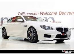 BMW M6 グランクーペ 4.4 カーボンブレーキ 茶革 OPホイール