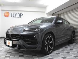 ランボルギーニ ウルス 4.0 4WD Q-Citura Bang&Olufsen OP630万