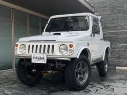 スズキ ジムニー 660 幌 CC 4WD リフトアップ 5速MT ターボ RECARO