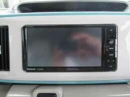 地デジナビ(CD・DVD再生、フルセグTV、CD録音、Bluetooth機能付)全周囲カメラ対応