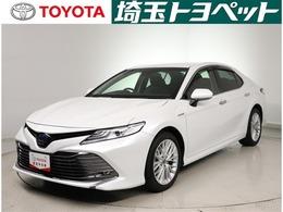 トヨタ カムリ 2.5 G レザーパッケージ メモリーナビ・ETC・フルセグ・Bカメラ