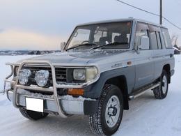 トヨタ ランドクルーザープラド 2.4 EX ディーゼルターボ 4WD ナローボディ サンルーフ  検R3/1