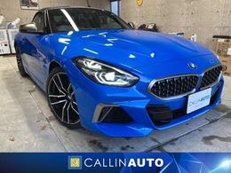 BMW Z4 M40i 純正ナビ アダプティブMサスペンション