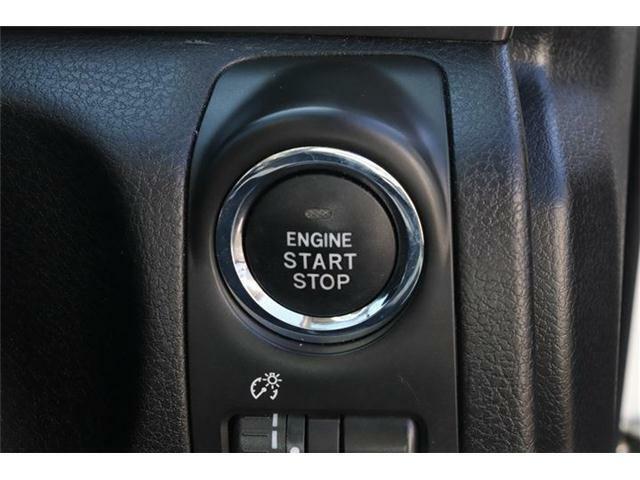 ★プッシュスタート★鍵を持っていればワンプッシュ!エンジンをかける時もスマートに行えます♪