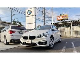 BMW 2シリーズアクティブツアラー 218d バックカメラ コンフォートパッケージ