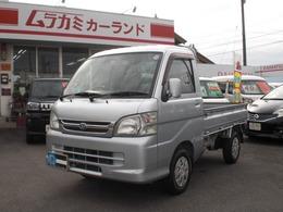 ダイハツ ハイゼットトラック 660 エクストラ 3方開 4WD SDナビ&TV&ブルートゥース