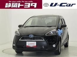 トヨタ シエンタ ハイブリッド 1.5 G クエロ 純正TCナビ トヨタセーフティセンス