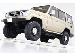 トヨタ ランドクルーザープラド 2.4 SX ディーゼルターボ 4WD ナロー タイベル交換済 リフトUP 社外16AW