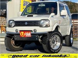 スズキ ジムニー 660 ワイルドウインド 4WD リフトアップ 外アルミ 外バンパー