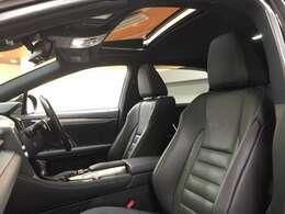 ブラックレザーシート/前席パワーシート/運転席シートメモリー