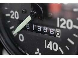 走行距離81000kmです!
