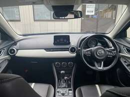 特別仕様のエクスクルーシブモッズですので、拘りの車内と専用のシートを採用しております。
