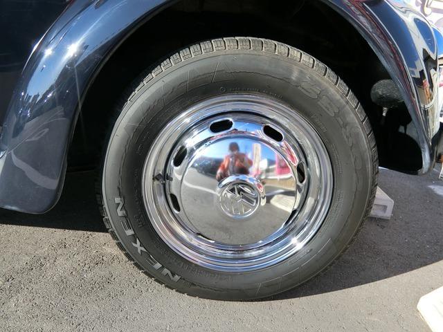 タイヤは4分山くらいです。