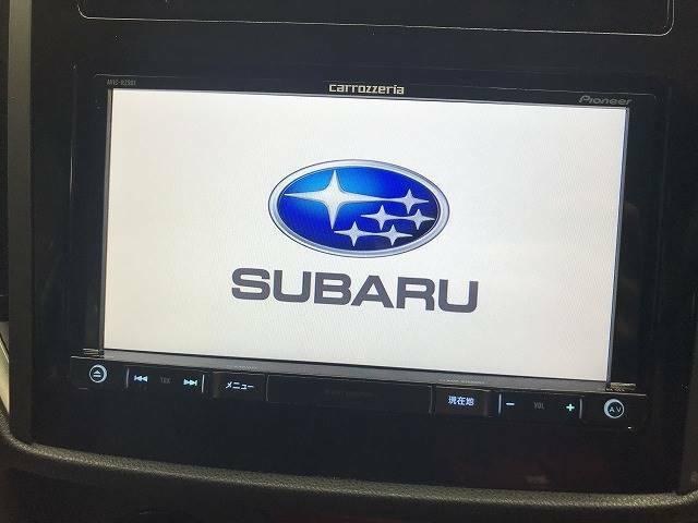 純正SDナビを装備でロングドライブも快適です。フルセグTV視聴可能です。