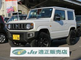 スズキ ジムニー XC 自社買取り車にてコンプリート製作車