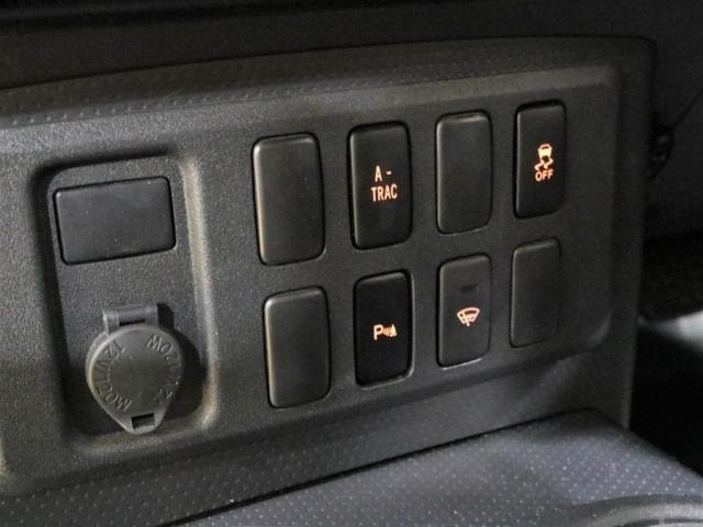 スイッチ類はシンプルなデザインとなっておりますので、操作も簡単です☆
