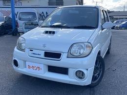 スズキ Kei 660 ワークス HDDナビ レカロシート エンジン載換