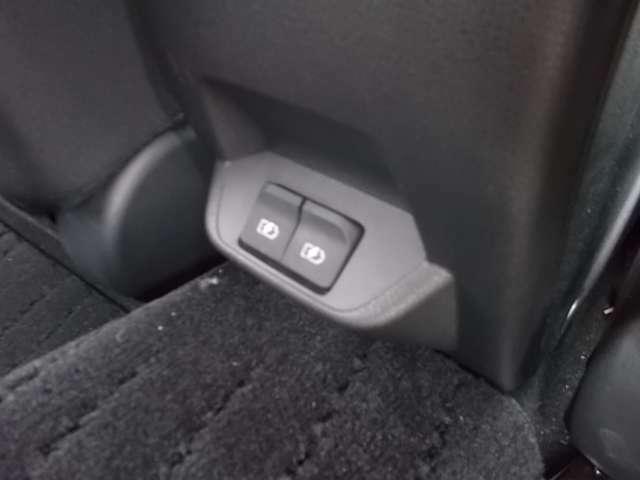 後席用USBソケット