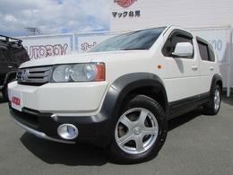 ホンダ クロスロード 1.8 18X 4WD ABS Wエアバック キーレス 3列シート