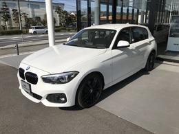 BMW 1シリーズ 118i Mスポーツ エディション シャドー パーキングサポート アクティブクルーズ