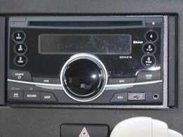 CD/AUX/USB/ブルートゥースを装備したオーディオです。