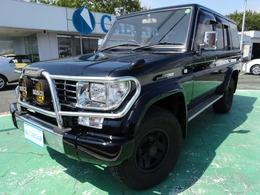 トヨタ ランドクルーザープラド 3.0 SXワイド ディーゼルターボ 4WD 全塗装済 後期