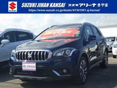 スズキ SX4 S-CROSS の中古車 1.6 佐賀県三養基郡基山町 154.0万円