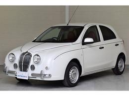 光岡自動車 ビュートハッチバック なでしこ 1.2 12ST 2021y新車 クラシックインパネ 本革シート