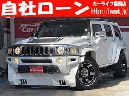 ハマー H3 4WD FU5981