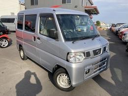 日産 NV100クリッパー 660 DX ハイルーフ クリーニング済 軽自動車