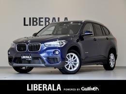 BMW X1 xドライブ 18d 4WD インテリS iDriveナビ Bカメ PWバックドア