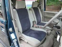 優越感のある前席シート☆視界もよく、運転する方を問わず乗りやすいと思います。乗り降りもしやすい設計です。是非、お座り下さい。きっとお気に入りいただけますよ☆☆☆