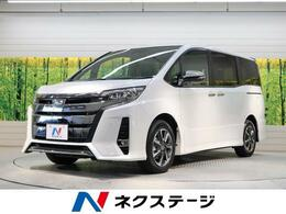 トヨタ ノア 2.0 Si WxBIII 登録済未使用車 衝突被害軽減装置 両側
