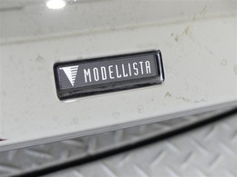 トヨタ純正デイーラーOPのモデリスタフルエアロ付、
