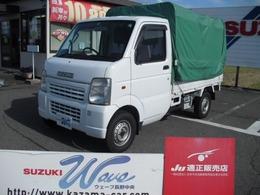 スズキ キャリイ 660 KU 3方開 地域限定車 エアコンパワステ