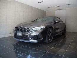 BMW M8グランクーペ コンペティション 4WD B&W Mカーボンセラミックブレーキ付