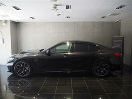令和2年12月登録BMW M8 グランクーペ コンペティション左H 入庫しました。